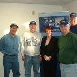 The Traverse City, MI Tuesday Toolmen Chapter.